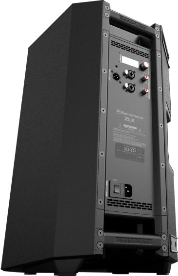 ev zlx 12p 12 inch two way powered loudspeaker kleens. Black Bedroom Furniture Sets. Home Design Ideas